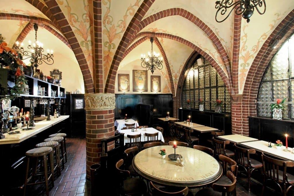 Restaurante Gerichtslaube em Berlim