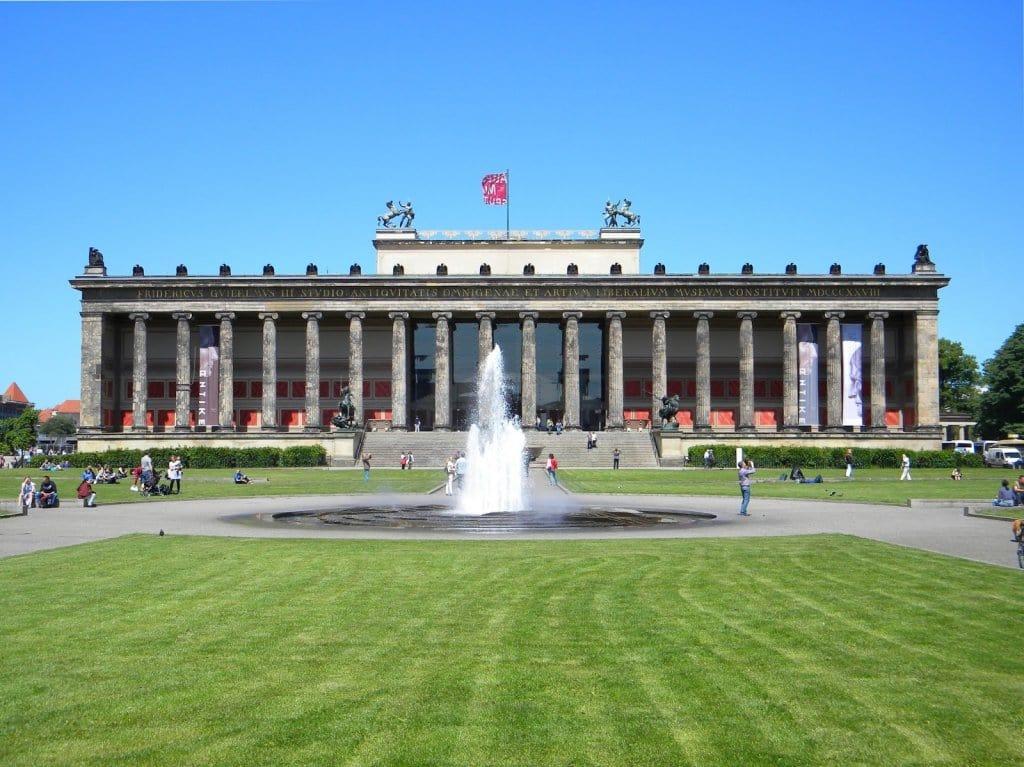 Altes Museum em Berlim
