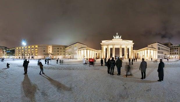 Inverno em Berlim