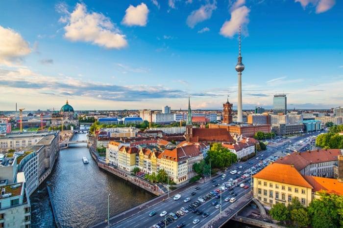O que fazer com crianças em Berlim