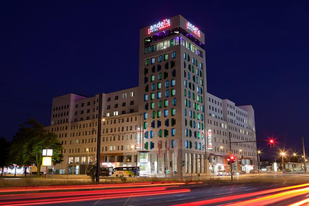 Hotel Andel's em Berlim