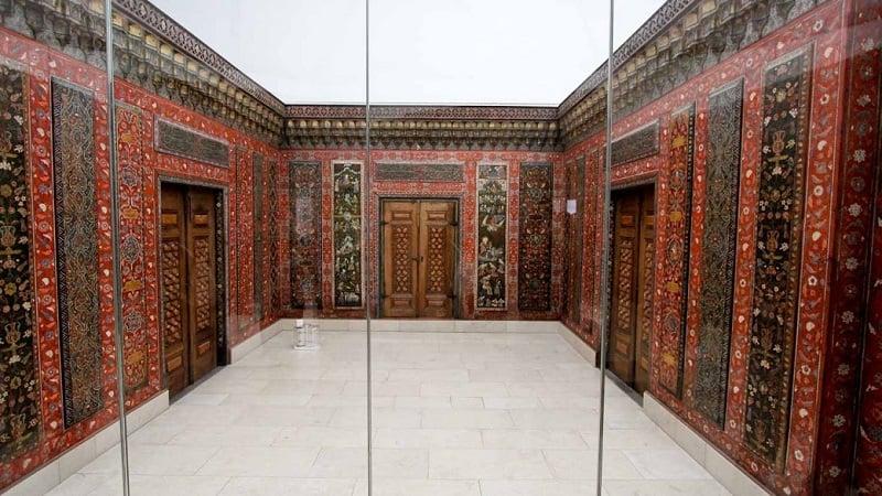 Museu de Arte Islâmica no Museu Pergamon