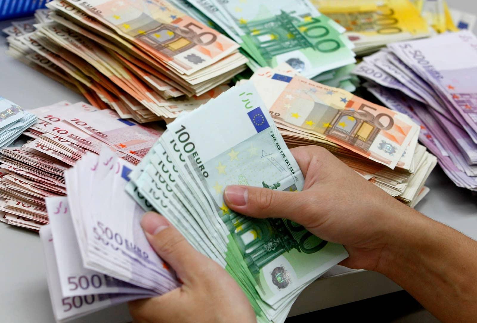 Contando euros