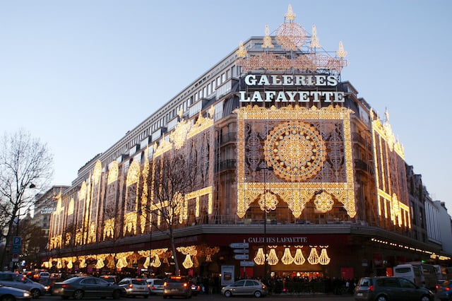Galerias Lafayette em Berlim
