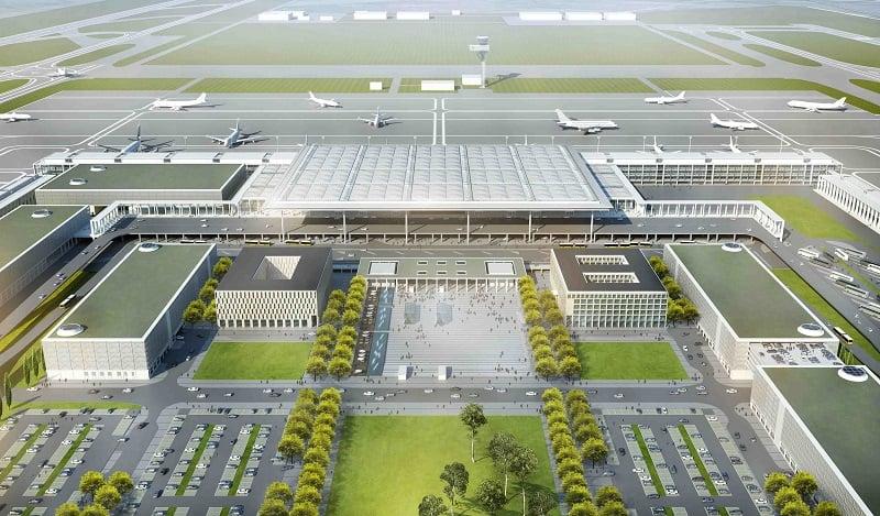 Aeroporto Berlim-Brademburgo
