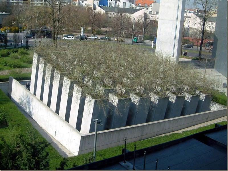 Eixo do Exílio no Museu Judaico em Berlim