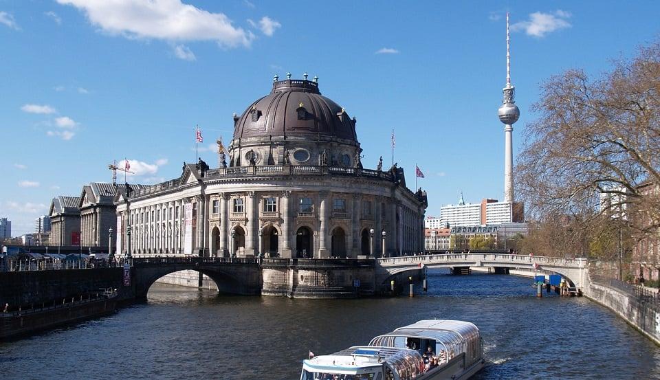 Ilha dos Museus de Berlim