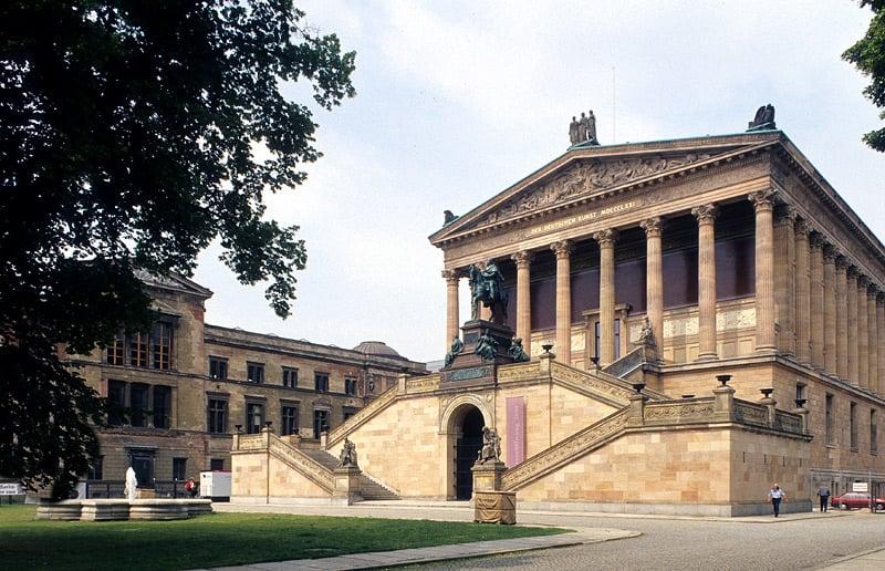 Museu Alte Nationalgalerie em Berlim