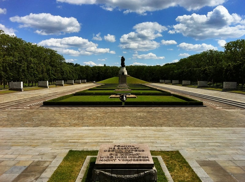 Memorial Soviético Treptower Park
