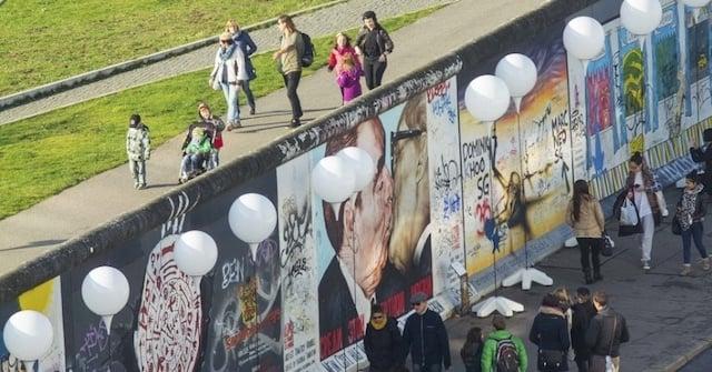 Visita ao Muro de Berlim