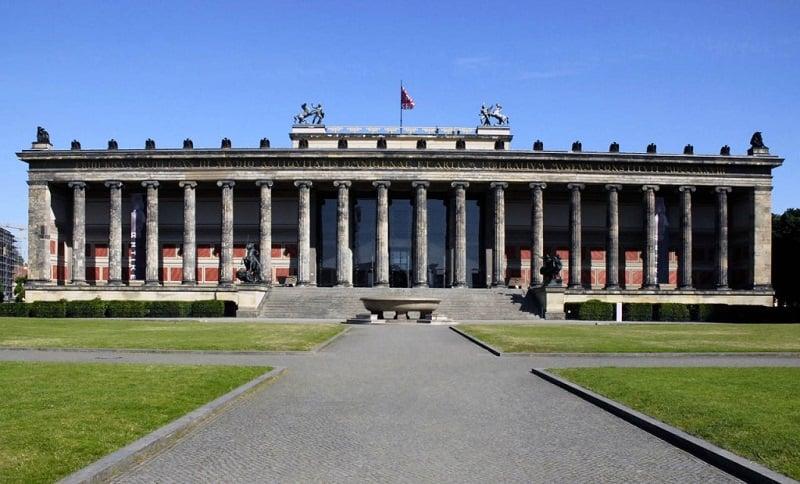 Museu Altes em Berlim