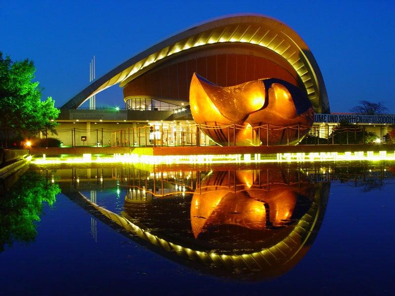 Haus der Kulturen der Welt em Berlim