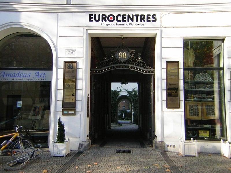 Escola Eurocentres em Berlim