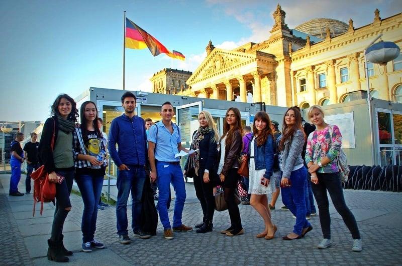 Escola DeutschAkademie em Berlim