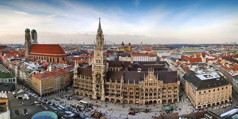 Centro de Munique