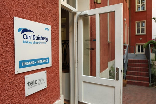 Escola Carl Duisberg em Berlim