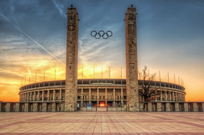 Olympiastadion em Berlim