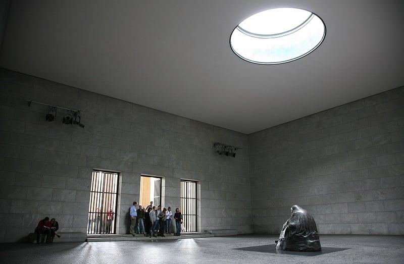 Esculturas da Nova Casa de Guarda em Berlim