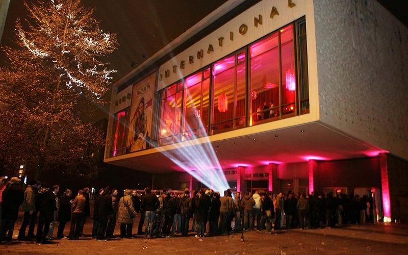 Festa Kino Internacional em Berlim