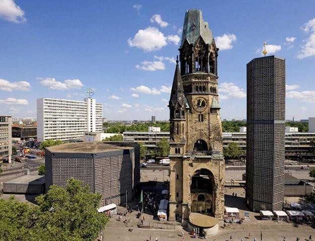 Igreja Nova em Berlim