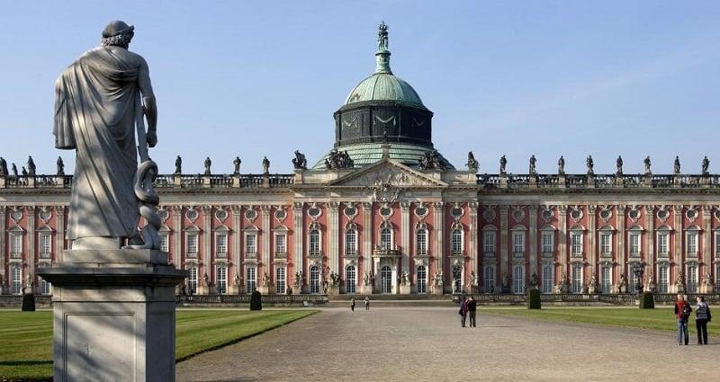 Sanssouci em Potsdam