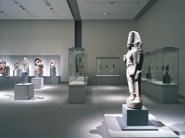 Museu Dahlem em Berlim