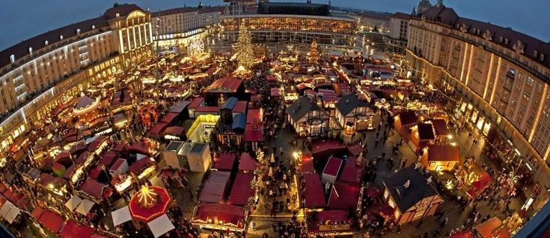 Mercado de Natal de Berlim