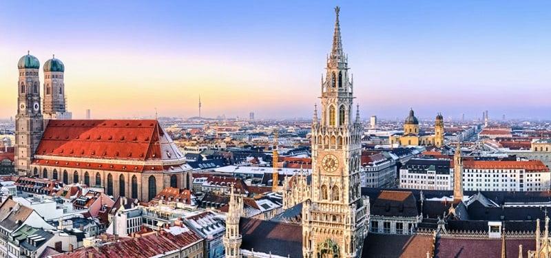 Pontos turísticos de Munique