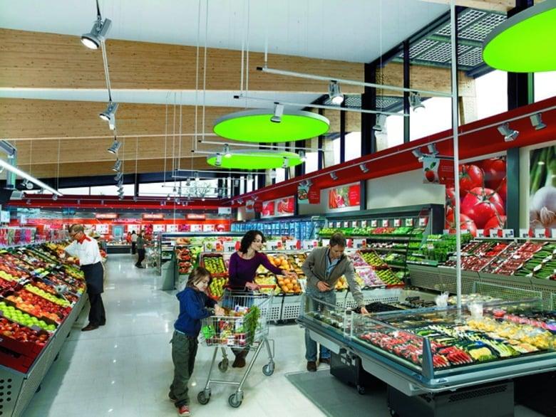 Supermercado em Berlim