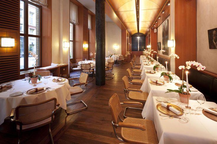 Restaurante Vau em Berlim