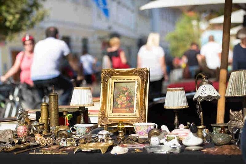 Berliner Antik-und Flohmarkt