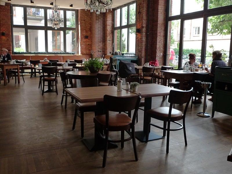 Restaurante Das Speisezimmer em Berlim