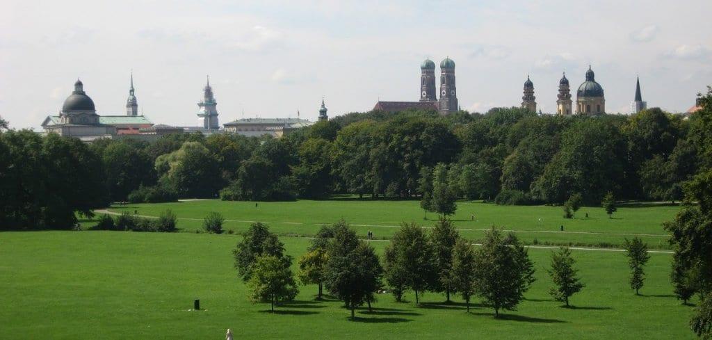 Arredores das Universidades de Munique