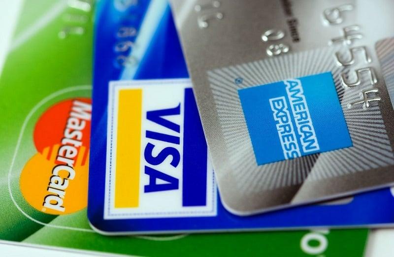 Cartões de crédito em Berlim