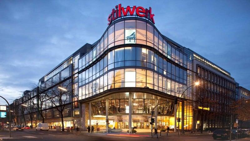 Shopping Stilwerk em Berlim
