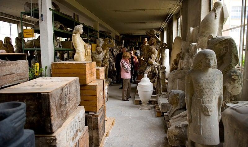 Gipsformerei Staatliche Museen