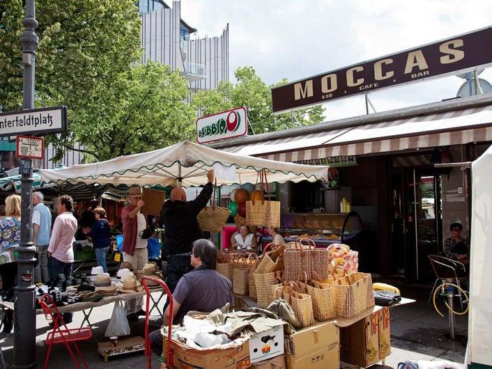 Markt am Winterfeldtplatz