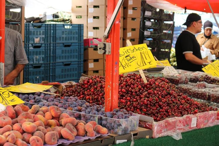 Türkenmarkt am Maybachufer