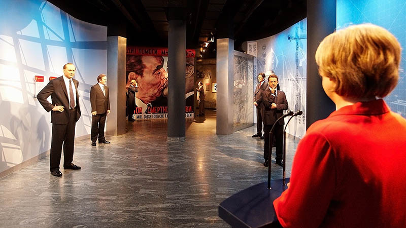 Museu Madame Tussauds em Berlim