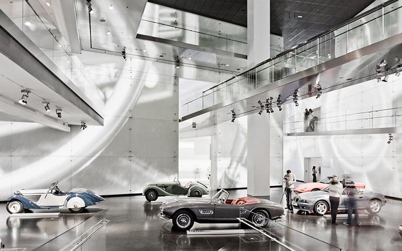 Museu da BMW em Munique