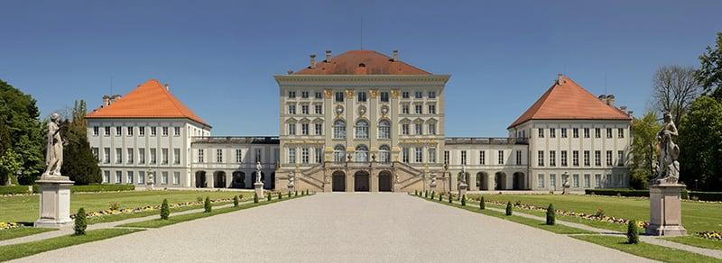 Palácio Nymphenburg em Munique