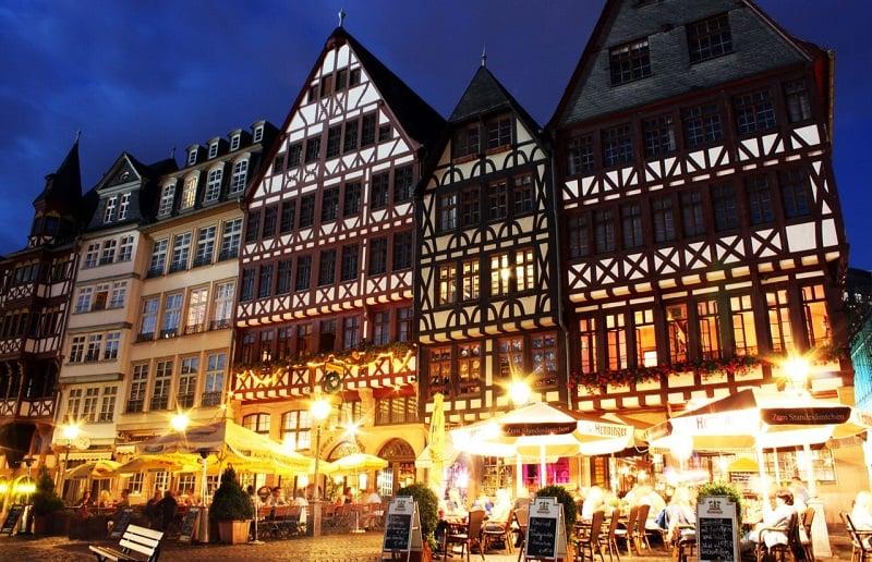Restaurantes em Frankfurt