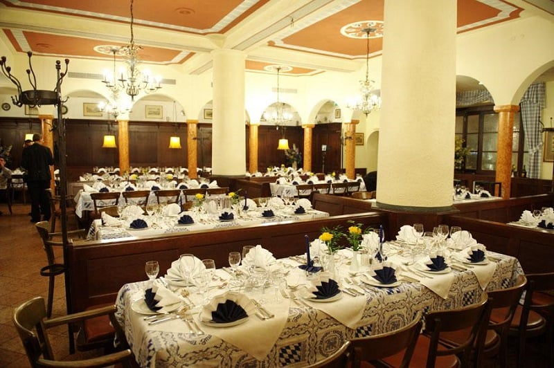 Restaurante Franziskaner em Munique