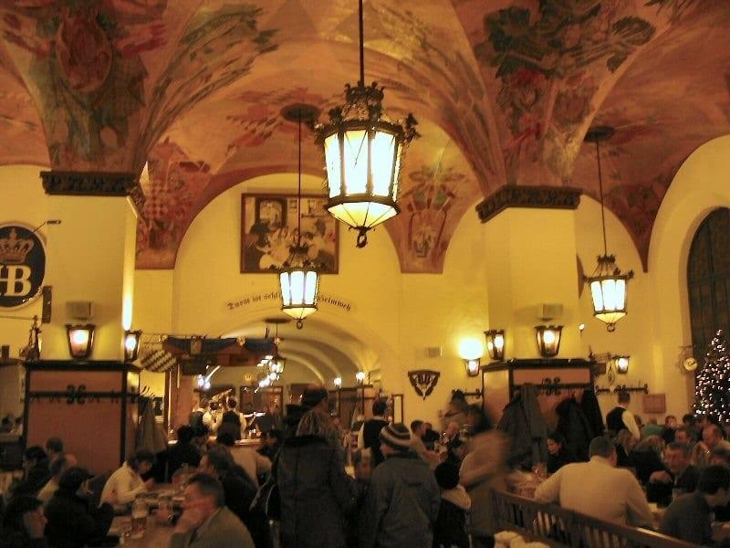 Restaurante Hofbrauhaus em Munique