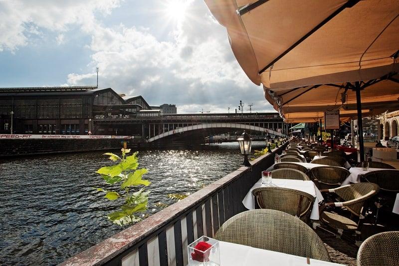 Restaurante Brechts em Berlim