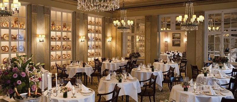 Restaurante Sèvres em Frankfurt