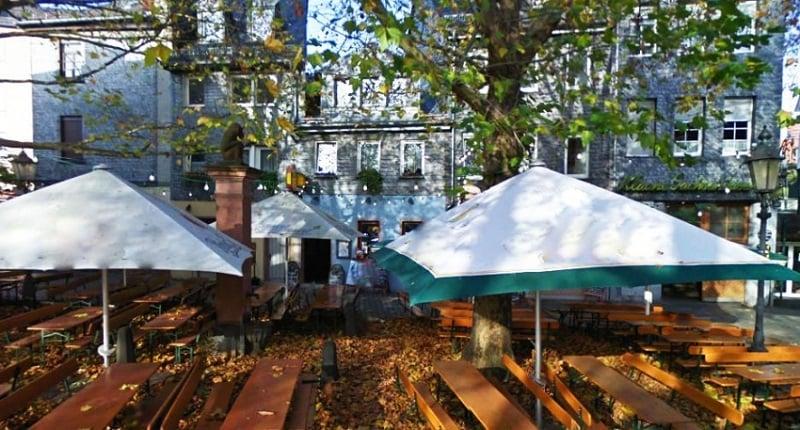 Bar Dauth Schneider em Frankfurt