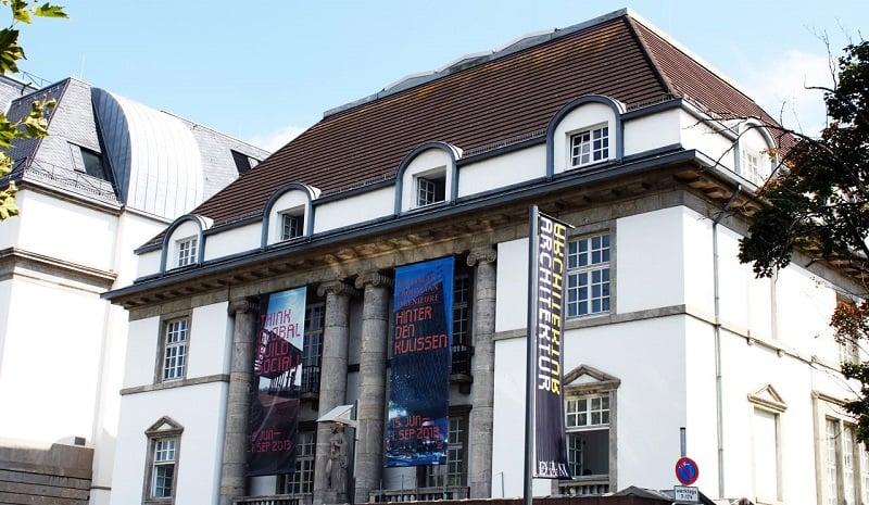 Museu Alemão de Arquitetura em Frankfurt