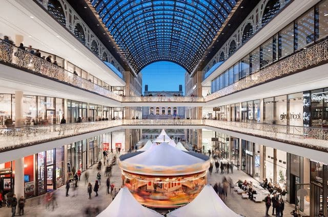 Shopping LP12 - Mall of Berlin
