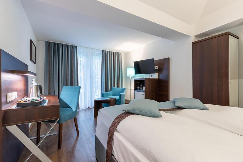 Hotéis bons e baratos em Frankfurt